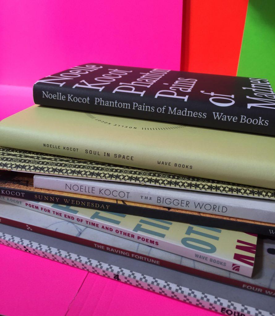 Noelle Kocot's Books
