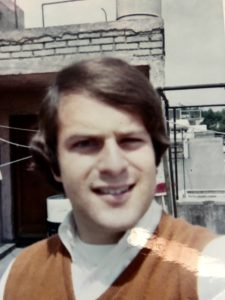 Harvey, 1970 in Mexico