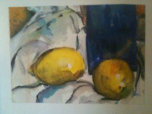Lemons by Joan Stein