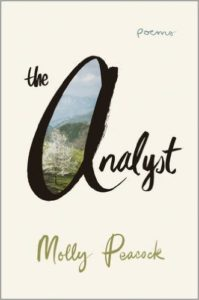 The Analyst, Poems by Molly Peacock due in early 2017